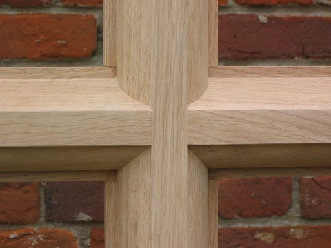 Purpose made joinery