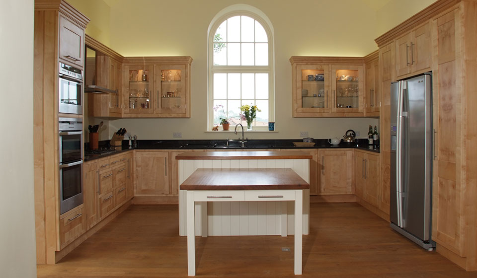 Kitchen by Michael Cottrell Furniture