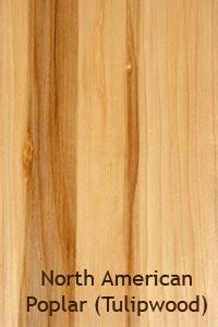 American Poplar / Tulipwood